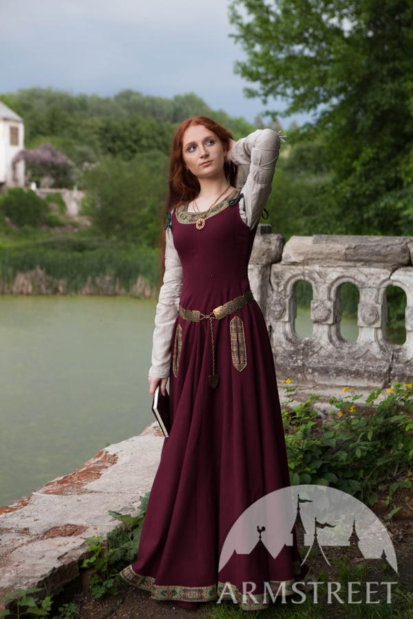 "09cafab54924 Fantasie Mittelalter Kleid ""Sansa"""