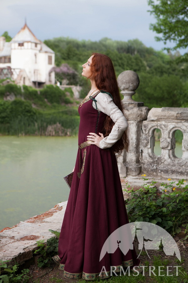 Peasant Women S Clothes In The Middle Ages