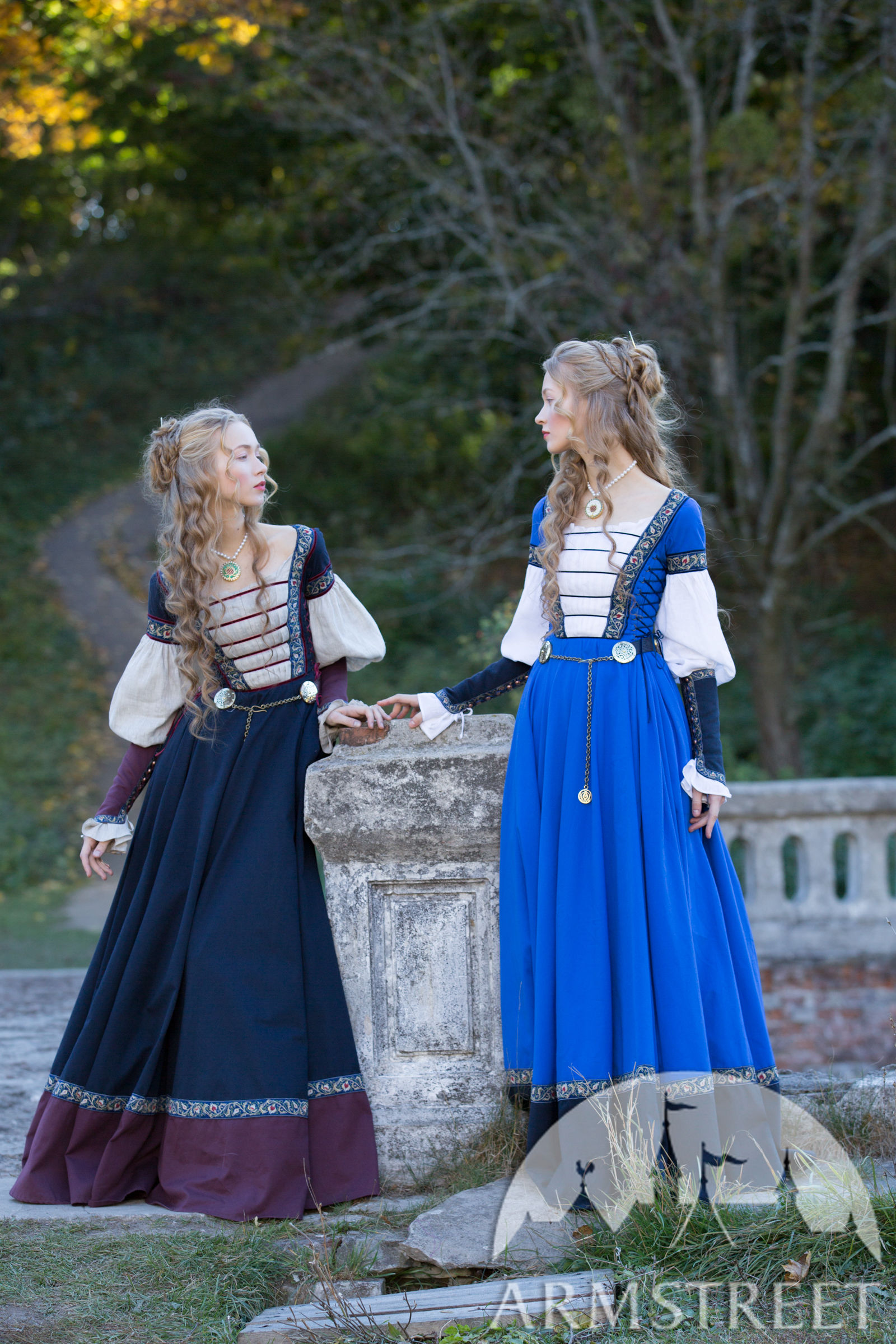 Kleidung der frauen in der renaissance