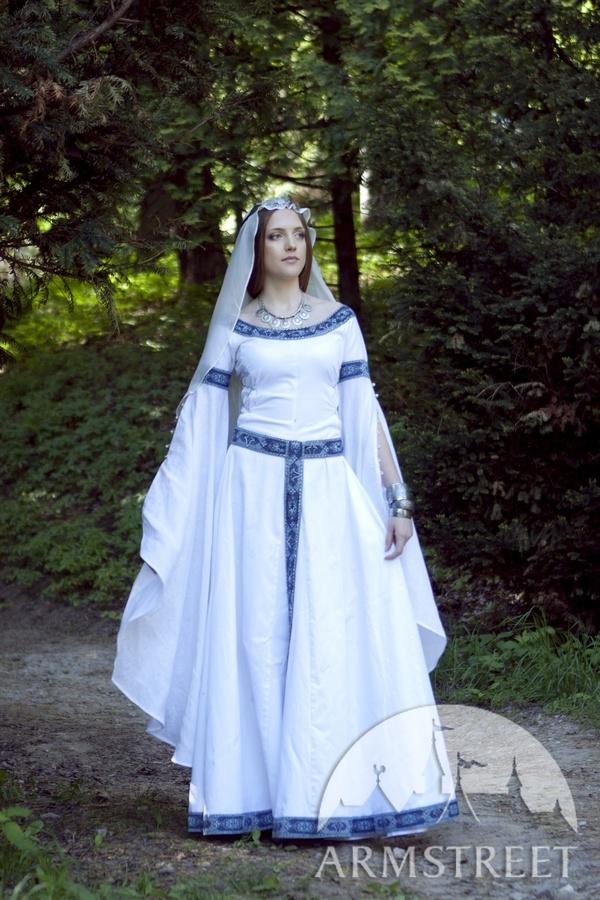 Mittelalter Hochzeitskleid