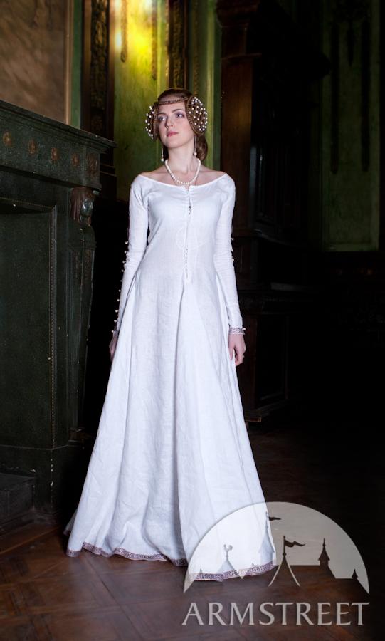 mittelalter kleid rowena hochzeitskleid kaufen vorhanden