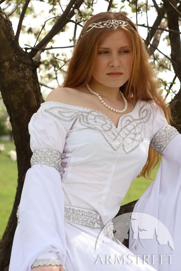 Mittelalter Kleid Für Hochzeit