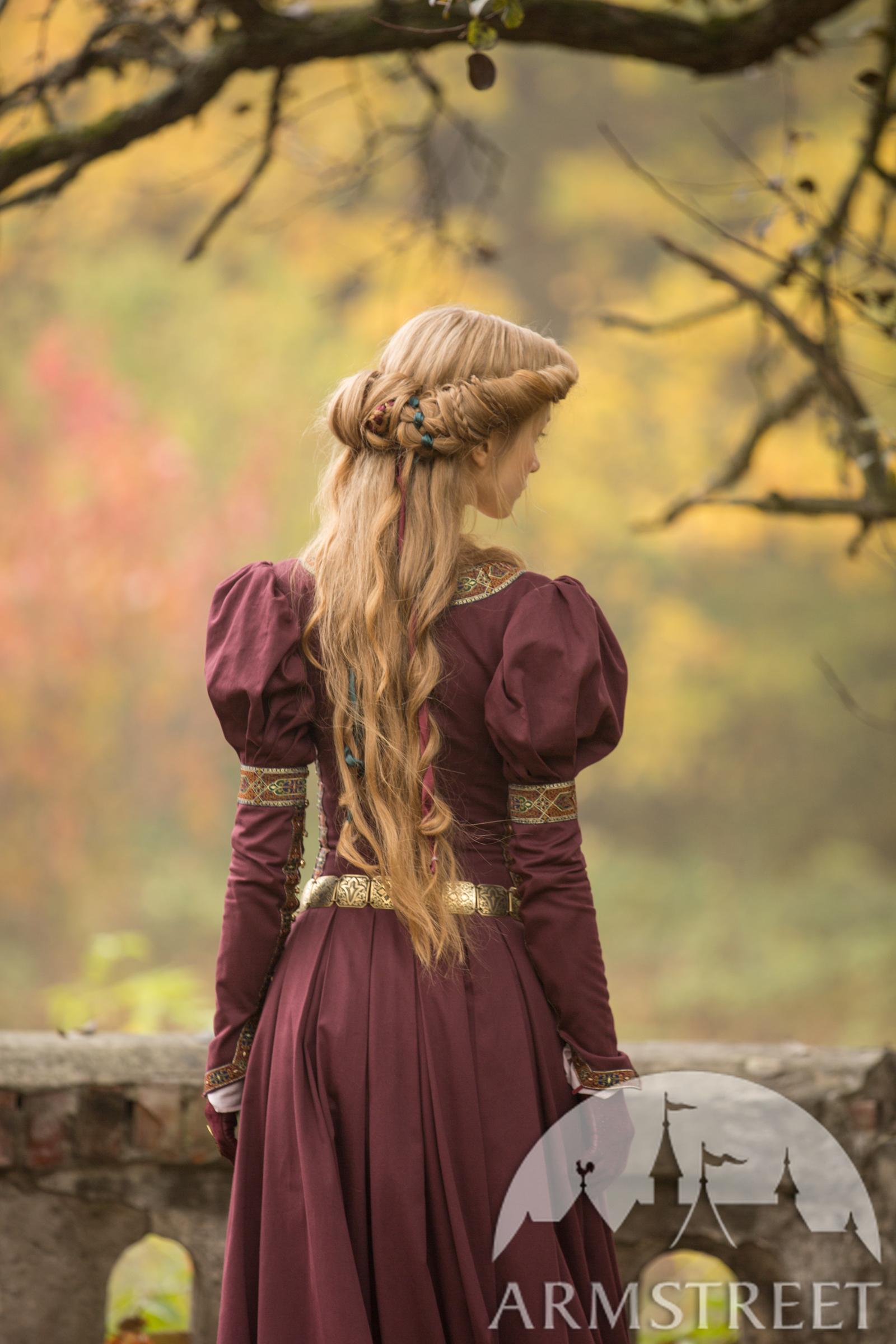 mittelalter kleid �prinzessin im exil� vorhanden in