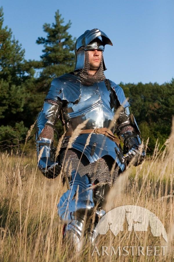 Mittelalter Ritterrüstung Komplett kaufen. Vorhanden in ... Medieval Knights Armor
