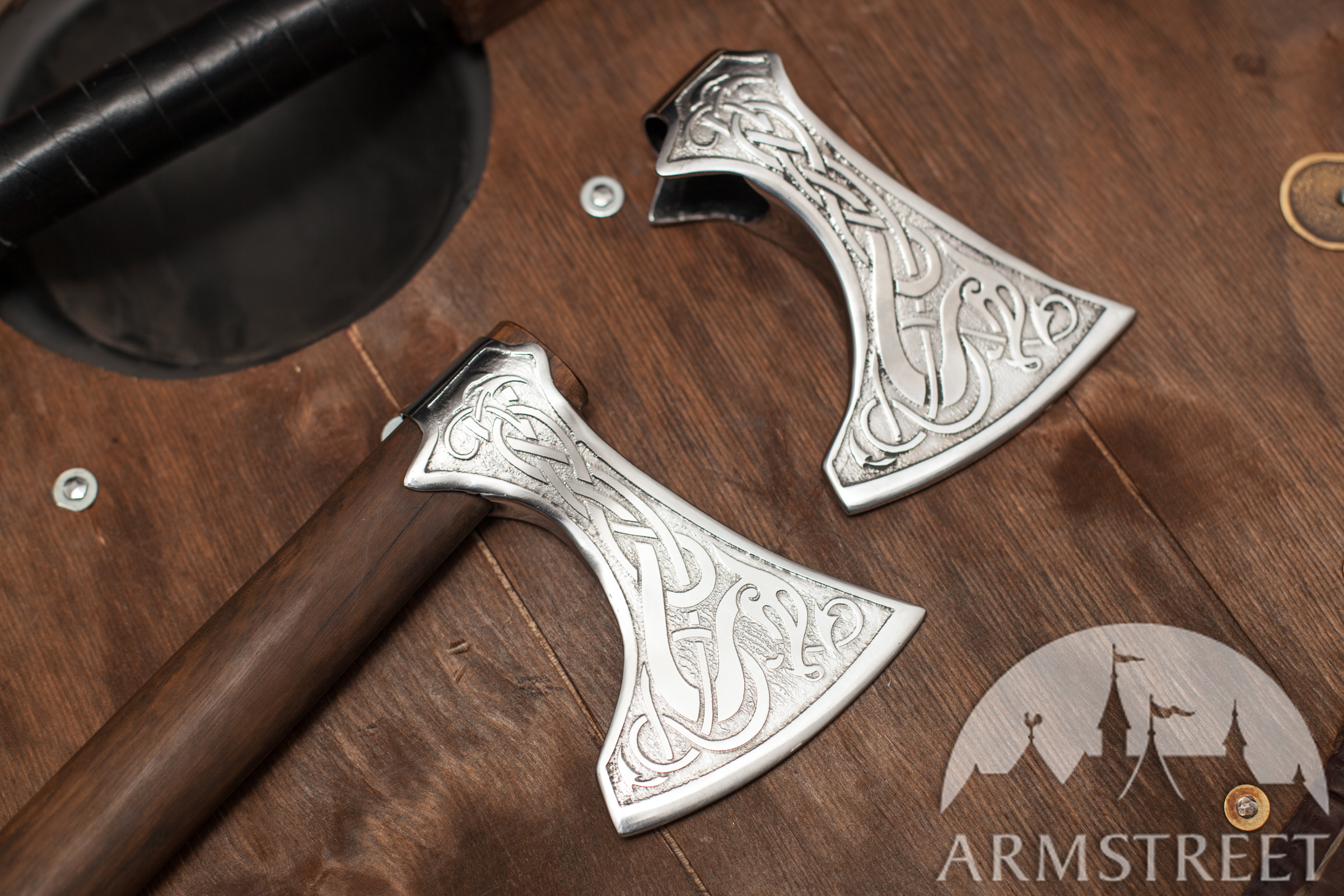 How To Make A Viking Axe For Kids