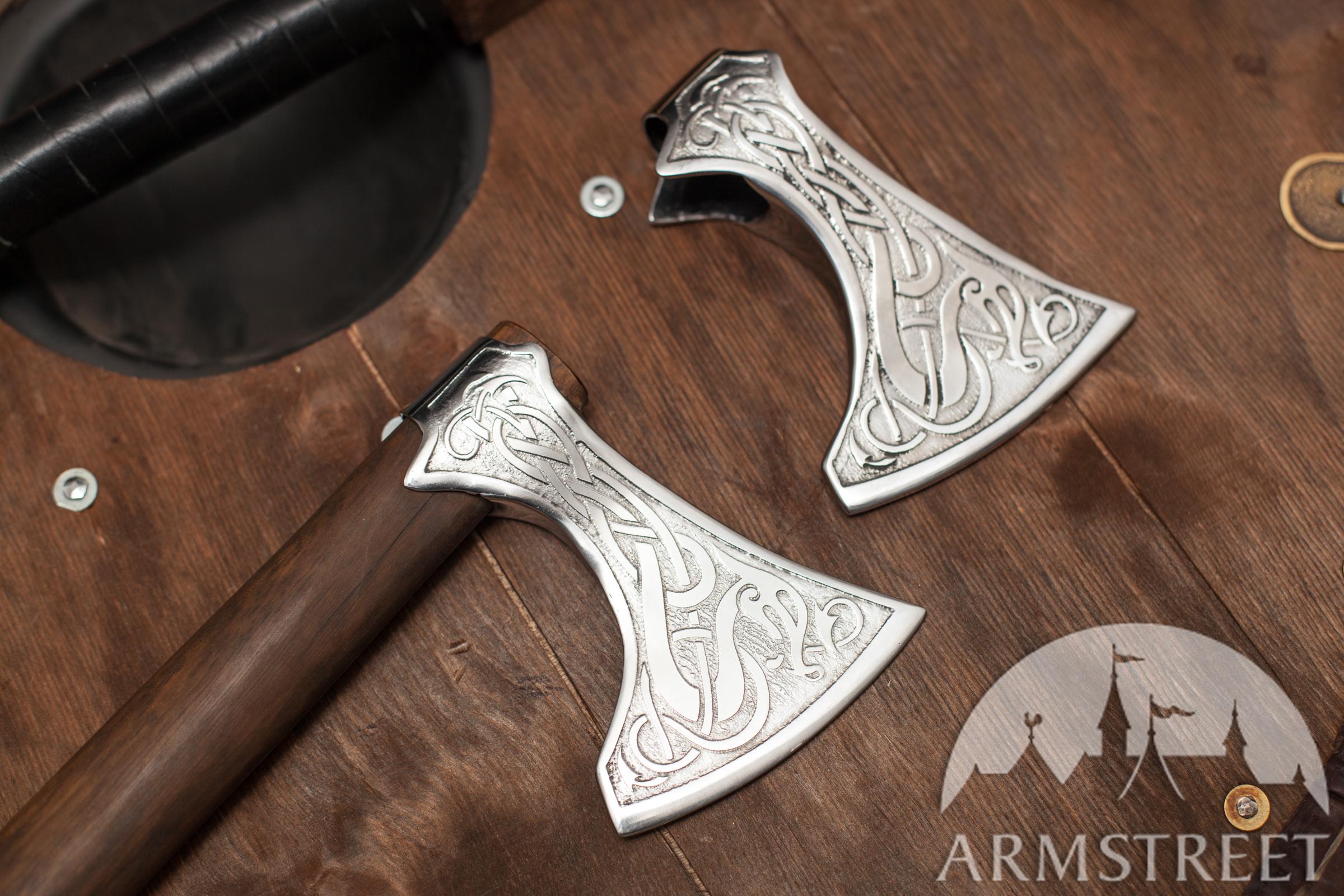 Топор как у викингов