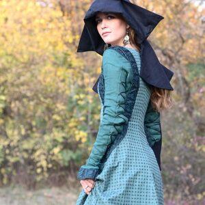 Mittelalter Kleidung Für Die Frau 'die Herbststimmung ...