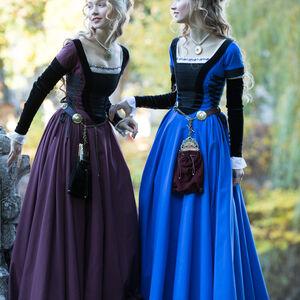 d568aacd9da6c1 Mittelalter Kleid zum Verkauf   Mittelalterliche Kleider Shop ...